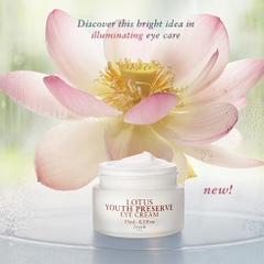 Fresh Lotus Youth Preserve Face Cream 15ml