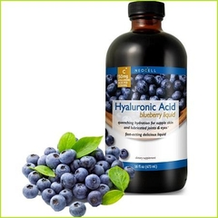 NeoCell Hyaluronic Acid Blueberry Liquid 473ml