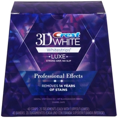 3D Crest White Professional Effects 20M