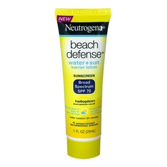 Neutrogena Beach Defense  Sunscreen Lotion SPF 70 (29ml)