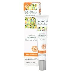 Andalou Luminous Eye Serum Brightening 18ml