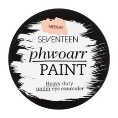 Seventeen Phwoarr Paint Eye Concealer Medium
