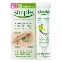 Simple Soothing Eye Balm (15ml)
