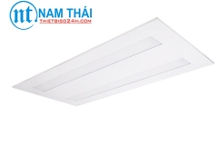 Máng đèn âm trần Led Stroffer 2.0 SmartBright Philips (RC098V LED 865/840 W60 L120 44S/GM)