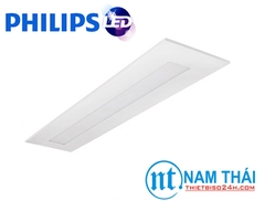 Máng đèn âm trần Led Stroffer 2.0 SmartBright Philips (RC098V LED 865/840 W30 L120 22S/ PCV GM)