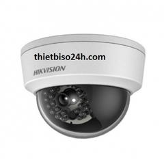 Camera IP dome Hikvision HIK-IP6120F-IS 2.0MP