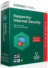 Kaspersky Internet Security for 1 PC (KIS 1U)