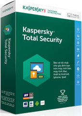 Kaspersky Total Security (KTS 1U)