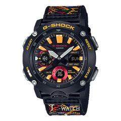 G-SHOCK GA-2000BT-1A BHUTAN LIMITED EDITION | GA-2000BT-1A