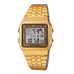 CASIO CLASSIC WORLD TIME A500WGA-9DF | A500WGA-9DF