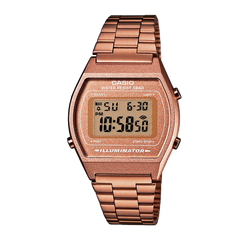 CASIO CLASSIC B640WC-5A ROSE GOLD | B640WC-5ADF