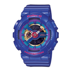BABY-G BA-112-2A PURPLE BLUE | BA-112-2ADR
