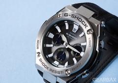 G Shock Gst S330c 1a Cordura G Steel Size Nhỏ Năng Lượng Mặt Trời