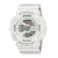 G-SHOCK GA-110HT-7A WHITE HEATHER | GA-110HT-7ADR
