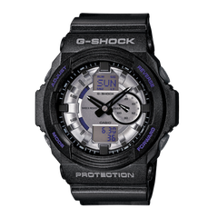 G-SHOCK GA-150MF-8A METALLIC BLACK | GA-150MF-8ADR