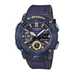 G-SHOCK GA-2000-2ADR CARBON CORE | GA-2000-2A