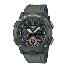 G-SHOCK GA-2000-3ADR CARBON CORE | GA-2000-3A