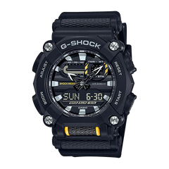 G-SHOCK GA-900-1A HEAVY-DUTY BLACK | GA-900-1ADR