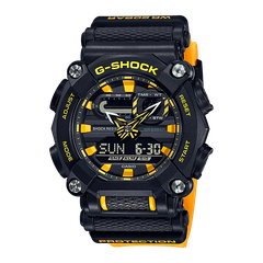 G-SHOCK GA-900A-1A9 HEAVY-DUTY YELLOW BAND | GA-900A-1A9DR
