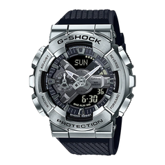 G-SHOCK GM-110-1A SILVER METAL | GM-110-1ADR
