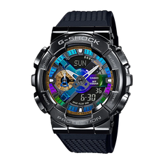 G-SHOCK GM-110B-1A BLACK METAL | GM-110B-1ADR