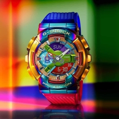 G-SHOCK GM-110RB-2A STEEL RAINBOW COLOR | LIMITED | GM-110RB-2ADR