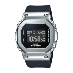 G-SHOCK GM-S5600-1 METALLIC BEZEL | SIZE NHỎ | GM-S5600-1DR