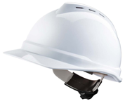 HARD HAT  - MSA  -WHITE