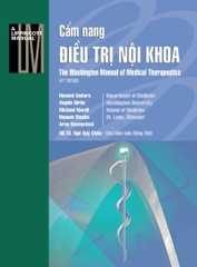 Cẩm Nang Điều Trị Nội Khoa (The Washington Manual Of Medical Therapeutics)