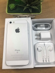 Iphone 5se-64gb UQ mobile 100% trắng ID: 2535732