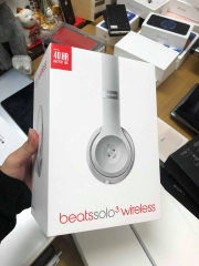 BEATS SOLO 3 WIRELESS SILVER NEW 100% ID: 213352