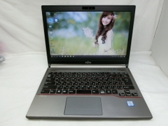 "FUJITSU LIFEBOOK E736/M 13.3"" CORE I5 / 6300U / 2.40GHZ- 2.50GHZ / 4G / HDD 320G.MADE IN JAPAN. MS: N0730 0042"