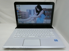 "SONY VAIO SVE141 14"" CORE I7 / 2670QM/ 2.20GHZ / 8G / HDD 750G.MS:T1011 2442"