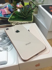 Iphone 8-64gb sb 99% vàng ID: 1911548