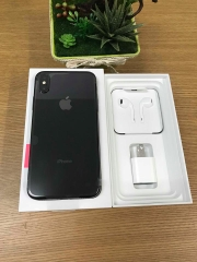 Iphone x-256gb qte 100% đen ID: 4295778