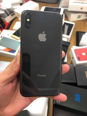 Iphone X- 64gb qte 99% đen ID: 2365653