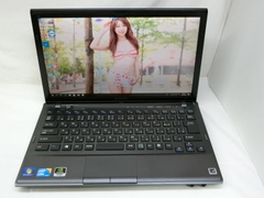 "SONY VAIO PCG-31117N 13"" CORE I7 / M640 / 2.80GHZ / 8G / SSD 256G.CARD RỜI NVIDIA.MADE IN JAPAN. MS:T1008 0165"
