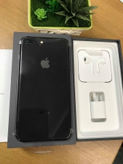Iphone 8plus-64gb dcm 100% đen ID: 454534