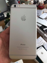 Iphone 6plus-64gb au 98,5% trắng ID: 1605799