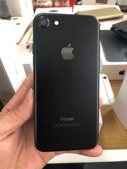 Iphone 7-128gb qte 99% đen nhám ID: 2380764