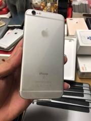 Iphone 6s-128gb UQ mobile 100% trắng ID: 235260