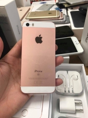 Iphone 5se-32gb qte 100% hồng ID: 1940254