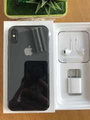 Iphone x-64gb qte 100% đen ID: 3248755