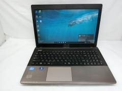 ASUS K55V 15.6'' CORE I5 / 3210M/ 2.50GHZ/ 4G/ HDD 500G /CARD RỜI NVIDIA 610M .ID : T0518 0716