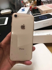 Iphone 8-64gb qte 99,99% vàng ID: 399954