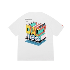 DSS Tee D Entertainment-White