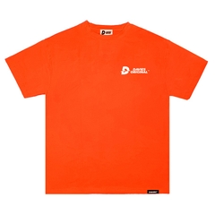 DSW Tee Basic New Logo-Coral