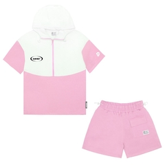 DSS Set Zipper Box-Pink