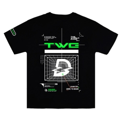 DSW Tee World Game Green