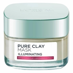 Mặt Nạ Đất Sét L'Oreal Paris Pure Clay Mask Illuminating (50g)